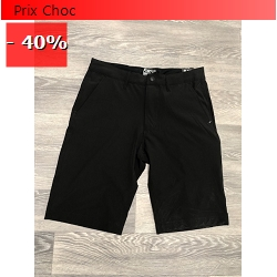 2 roues méloises : ESSEX TECH STRETCH SHORT [BLK]