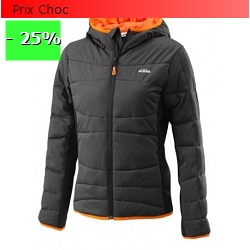 2 roues méloises : GIRLS PADDED JACKET