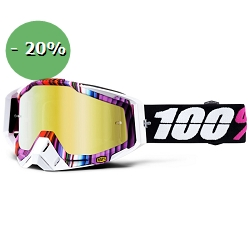 2 roues méloises : LUNETTE 100  THE RACECRAFT