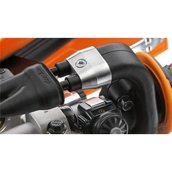 2 roues méloises : THROTTLE CABLE PROTECTION CPL