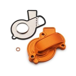 2 roues méloises : WATER PUMP COVER CPL